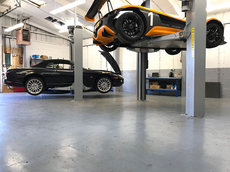 JVD Automotive - Independent Jaguar Car & Motorsport Race Specialists